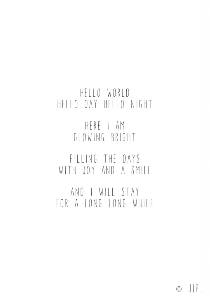 HELLO WORLD – SCREENSHOT