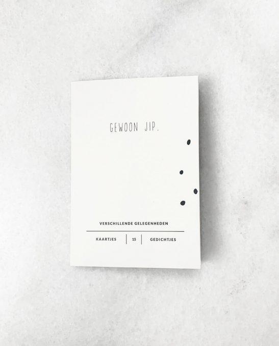 boekje 15 uitscheurbare ansichtkaarten mix van thema's